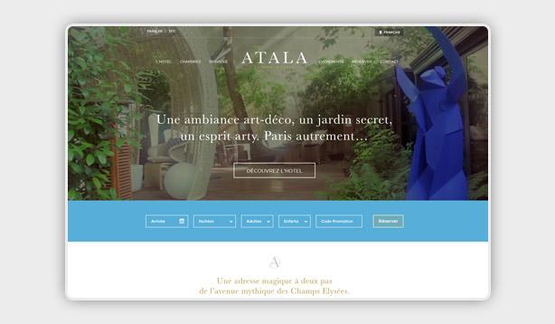 Hôtel-Atala